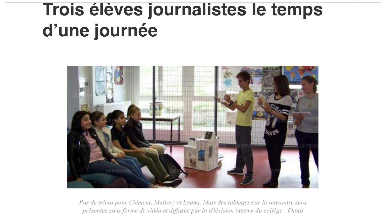 progres journalistes élèves fête du livre.png